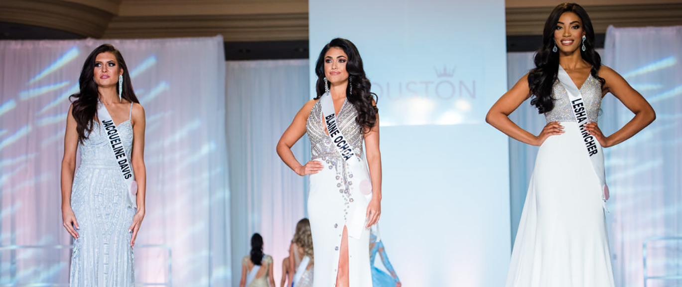 Miss Houston Pageant – You Could Be Next!